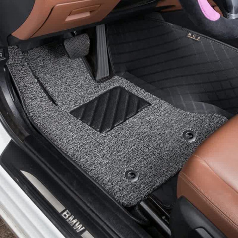 Customised Wire Mesh Car Mat