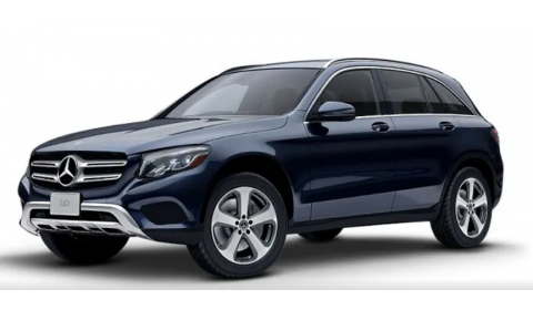 GLC Cavansite Blue Metallic