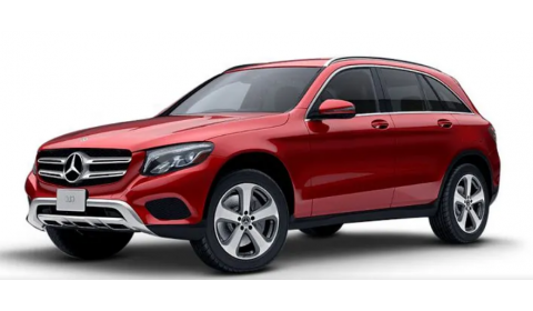 GLC Designo Hyacinth Red Metallic