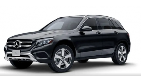 GLC Obsidian Black Metallic
