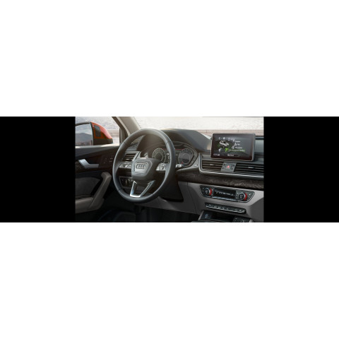 Three spoke Multifunction Steering Wheel