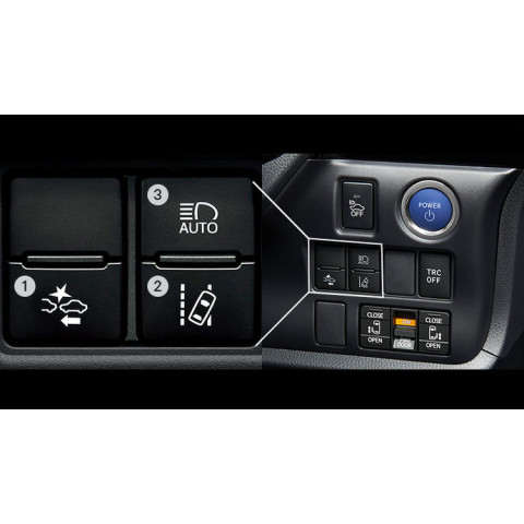 Safety Features Controls